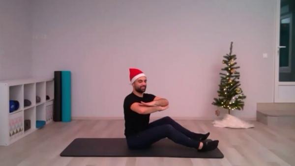 16/12/20 : Pilates / Bodyzen XMAS Edition