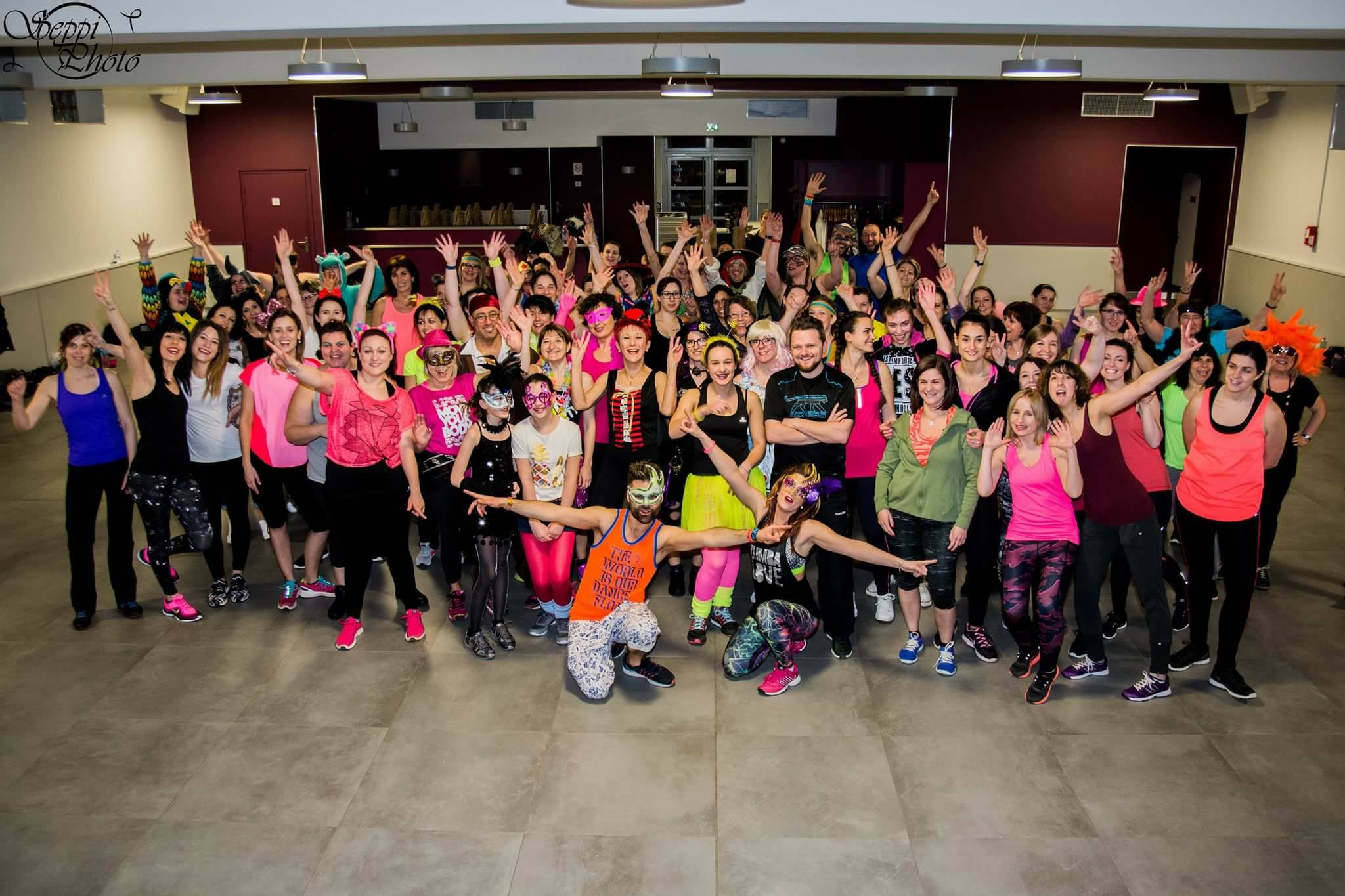 Zumba Carnaval Party